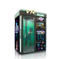 Buy cheap 1200W Virtual Reality Escape Room , Indoor Shooting Simulator With HTC VIVE VR product