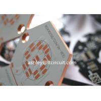 Buy cheap LED Lighting Copper Based PCB with Counter Bore Mounting Hole product