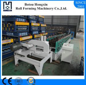 Buy cheap Metal CZ Purlin Roll Forming Machine C U Purlin Channel Cold Forming Machine product