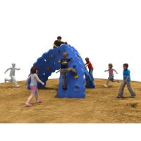 China Security Homemade Climbing Wall For Kids , Indoor Home Rock Climbing Wall on sale