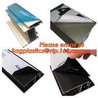 Buy cheap metal sheet surface protection film, floor protective plastic film polyolefin shrink wrap, PVC Cling Protective Film Fle product
