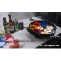 Buy cheap Custom Silicone Kitchen Tools, Silicone Egg Mould From Factory product