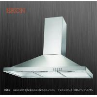 Buy cheap 900mm Push Button with Led Lamp Light Kitchen Aire Range Hood product