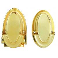 Buy cheap 6# G Model Casket Hardware Wholesale Colorful Plating Perfect Decoration product