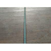 Buy cheap Grade 4.8 Iron Material Full Threaded Rod , Threaded Steel Bar Anti Corrosion product