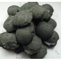 Buy cheap Si-C Briquette Si-C ball of Professional manufacturer in China from wholesalers