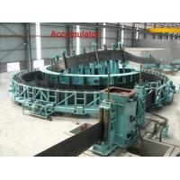 Buy cheap Safe Automatic Strip Accumulator , Reliable Welding Pipe Horizontal Accumulator product