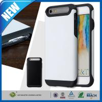 China Hard PC Outer Shell Smartphone iPhone 6 Plus Protective Case with Soft Rubber Inner on sale