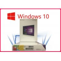 Buy cheap Genuine 32bit 64bit Windows 10 Operating System COA X20 Full Version product