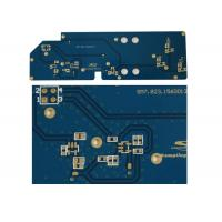 Buy cheap High Frequency Double Sided PCB Teflon Pcb Boards In Filters Combiners RF product