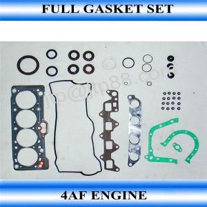 Buy cheap Auto Engine Gasket Kit / Ocverhaul Full Engine Rebuild Kit 4AF For Toyota 04111-16131 product