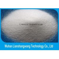 China Local Anesthetic Drugs 99% Lidocaine Hydrochloride 73-78-9 for Sale Safe Packing wholesale