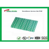 Buy cheap Aluminum PCB Green Solder Mask PCB , Lead Free HASL Elevator PCB product
