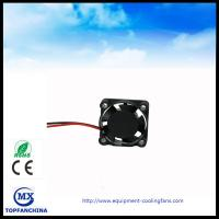 Buy cheap High Speed 5V DC Brushless Motor Fan With Die Cast Aluminum Frame product