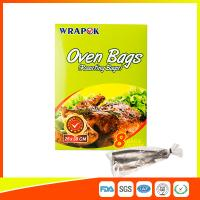 Buy cheap Household Foldable Oven Cooking Bags / Oven Roasting Bags For Chicken 35*43CM product