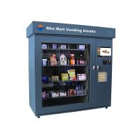 Buy cheap Hotel Lobby Commerical Water Vending Machines with Innovative Adjustable Channel product