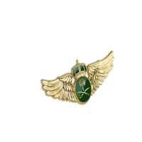 Buy cheap 50mm Pilot Wing Badge product