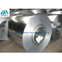 Buy cheap Regular Spangle Aluminium Coated Steel Zinc Coil For Construction / Auto Parts product