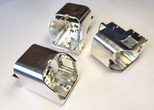 China CNC milling machining CNC machining turning milling machined aluminum parts / CNC aluminum milling0.01mm Tolerance Ra3.2 on sale