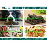 Buy cheap Various shape Mold dog food manufacturing equipment for Pet Dog Treats product