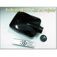 Buy cheap LED Portable Projector Bulit- in TV Tuner for Home Theater product