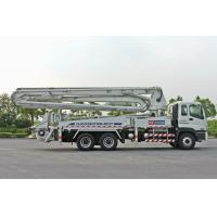 Buy cheap 37m Mobile Truck Mounted Concrete Pump product