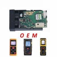Buy cheap 50m High Resolution Handheld Laser Distance Meter Sensor Module High Accuracy product