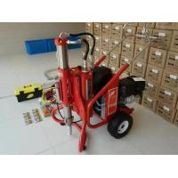 Buy cheap Heavy - Duty 280 Bar Hydraulic Airless Sprayer With 15.1L/Min Delivery product