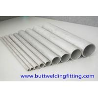 China Round 16Mn Duplex Stainless Steel Pipe UNS32760 API 5DP ANSI A312-2001 on sale