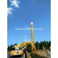 Buy cheap High Efficiency 22m Under Under Bridge Inspection Vehicle With Hydrostatic Drive VOLVO 8x4 product