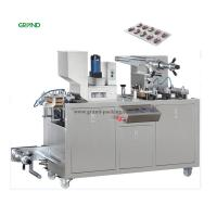 Buy cheap Aluminum Plastic Tablet Blister Packing Machine Automatic Stroke Range 30~80MM product