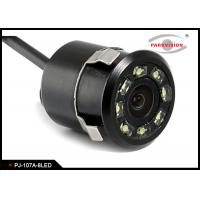 Hidden Vehicle Reverse Camera Systems With Multiple View Modes Available