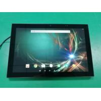 Buy cheap 10 Inch Auto Boot Up Kiosk Touch Screen Google Play Store Flush Wall POE Control Panel PC product