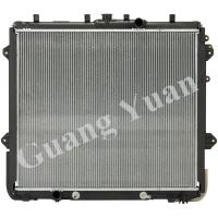 Buy cheap DPI 13251 Toyota 4Runner Aluminum Radiator PRADO LANDCRUISER 15 AT 16400-31710/OP320/31711 product