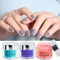 Buy cheap easy soak off save time powder dip nails nail glue dip dipping powder kilo product