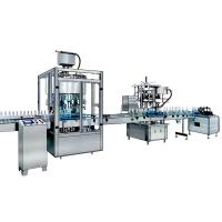 Buy cheap water rinsing filling capping machine product