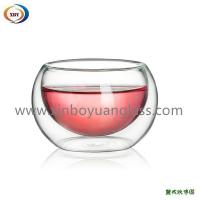 China Borosilicate cute mug cold drink cups wholesale
