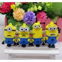 Buy cheap 3D Cartoon USB Despicable me usb flash drive from Shenzhen Factory product