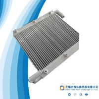 China bar plate heat exchanger, hydraulic oil cooler, plate bar heat exchanger, oil cooler for concrete mixer on sale