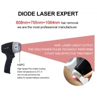 Buy cheap Three Wavelength 1064nm 808nm 532nm Diode Laser Handle product