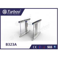 Buy cheap Bridge - Type Office Security Gates LED  Light Direction Guide And LED Display product