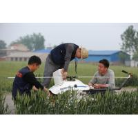 Buy cheap Pesticide Spraying Gas Powered RC Helicopter with Maximum Payload 15kg , Transmitter Control product