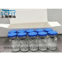 Buy cheap 5Mg / Vial Selank Freeze Dried Polypeptide Powder To Improve Children Focus Ability product