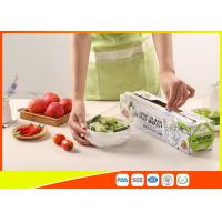 Buy cheap Clear Ldpe Cling Film / Food Wrap / Plastic Stretch Film For Food Grade product