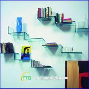 China Tempered Glass Shelf show on sale