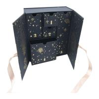 Buy cheap Storage Flat Pack Gift Boxes With Lids Shopping Mall Storage Eco - Friendly product