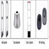 Buy cheap Golf EAS Hard Tag , Handheld EAS RF Sensor Sticker For Glasses from wholesalers
