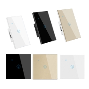 Buy cheap 20A Smart Switch Panel Google Alexa Tuya Zigbee Smart Touch Wall Switch product