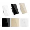 Buy cheap 20A Smart Switch Panel Google Alexa Tuya Zigbee Smart Touch Wall Switch from wholesalers