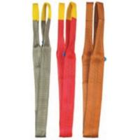 Buy cheap Double ear Anti-Corrosion Flat Surface Polyester Sling for lifting product